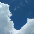 日本で一番空に近い所からの空と雲