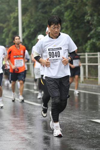 第3回湘南国際マラソンにて