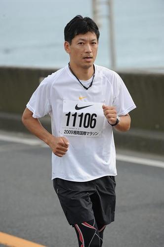 湘南国際マラソンフル 2009
