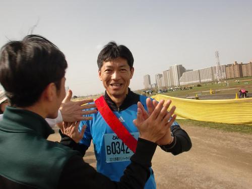 川崎リバーサイド駅伝2010
