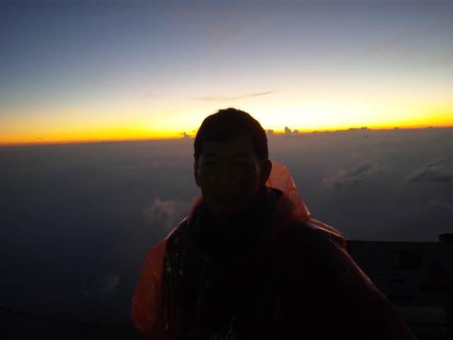 Mt.Fuji top 2013 夏