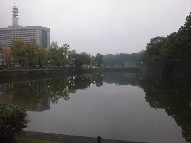 KRC 早朝ミーティングin皇居