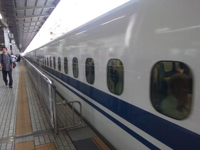 新横浜駅なぅ♪