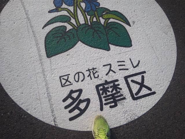 多摩区の花は?