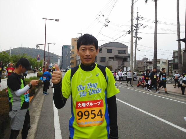とくしまマラソン2014