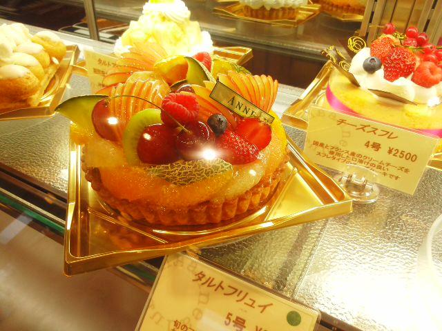 ケーキ好き