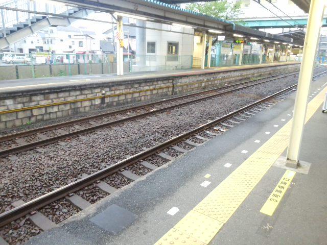 あさの中野島駅