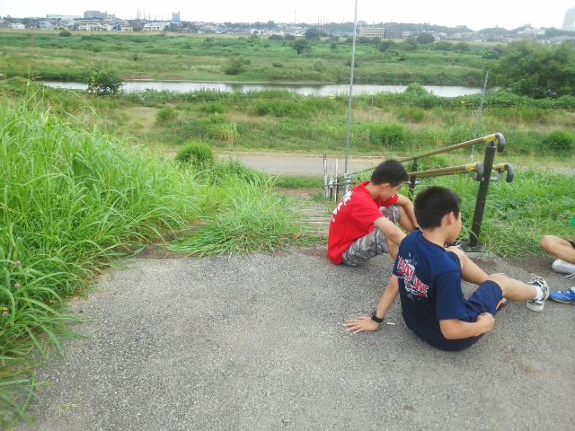 多摩川ラン