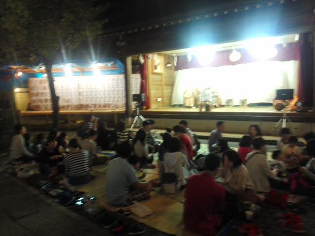 中野島神社