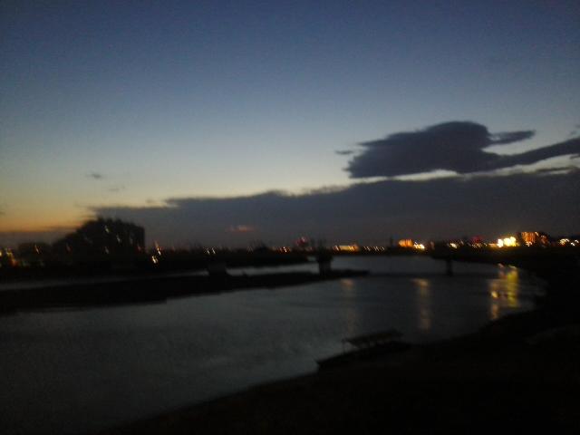 多摩川大橋